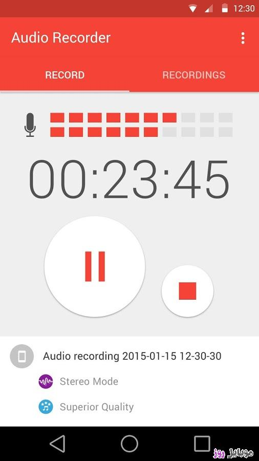 [عکس: Audio-Recorder.jpg]